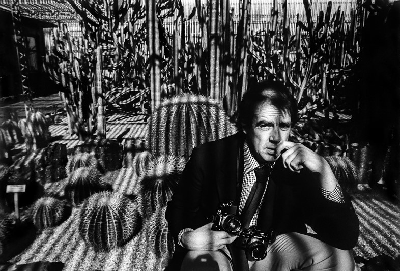 David-Hurn,-National-Desert-Botanical-Garden-insid
