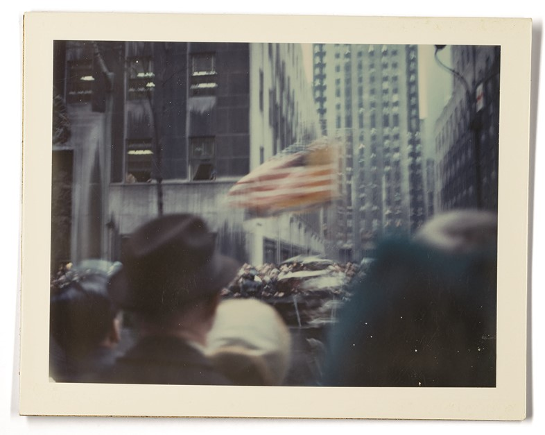 05_ Press Images l Wim Wenders l New York Parade,