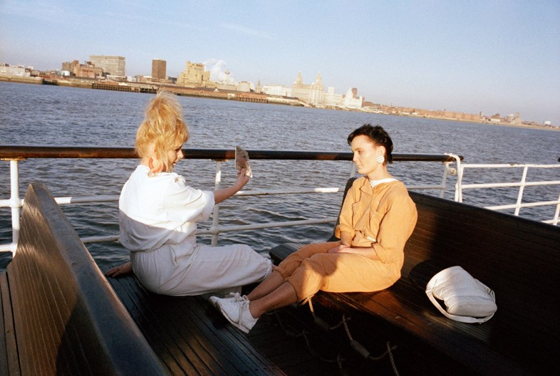 Mirror-Mersey,-From-'The-Pier-Head'-Series,-1989,-