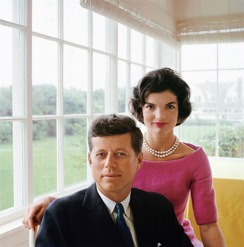 The Story Behind John F. Kennedy's Favourite Image of Himself