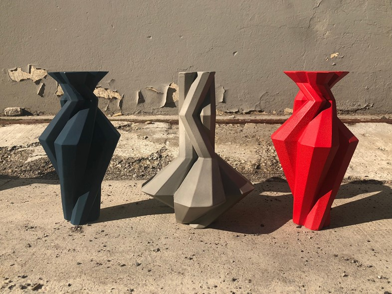 Blue-Grey-and-Red-Fortress-vases