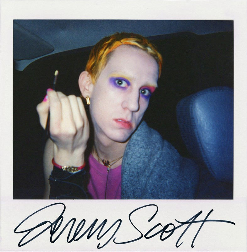 Jeremy Scott Polaroid 2
