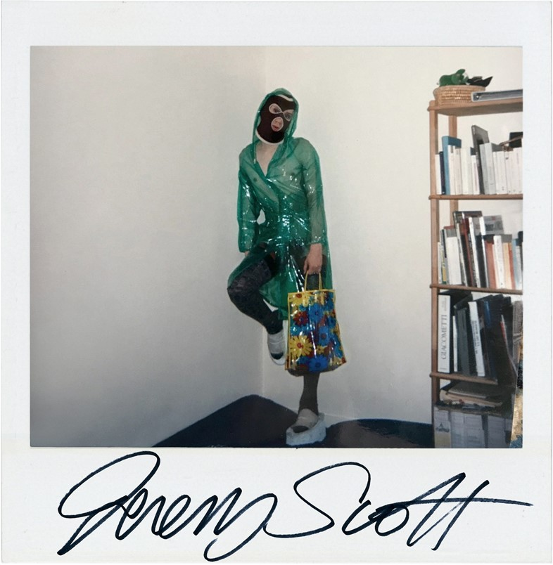 Jeremy Scott Polaroid 6
