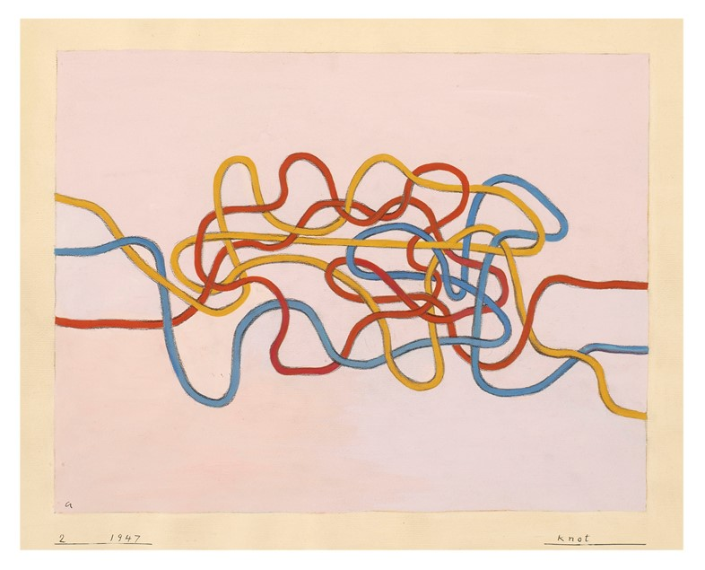 Anni Albers, Knot, 1947