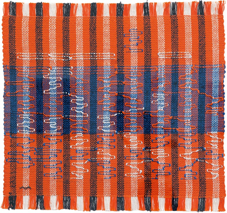Anni Albers, Intersecting, 1962. X64702