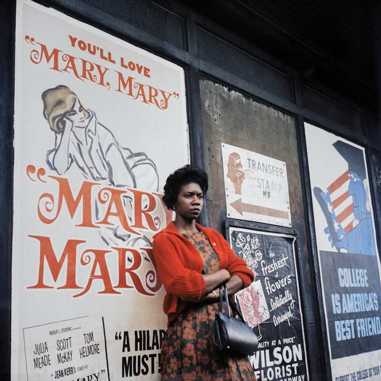 Vivian Maier The Colour Works New York 2018 Howard Greenberg