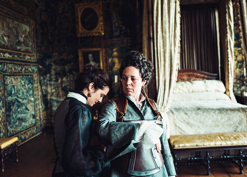 LGBTQ+ Films 2019 The Favourite