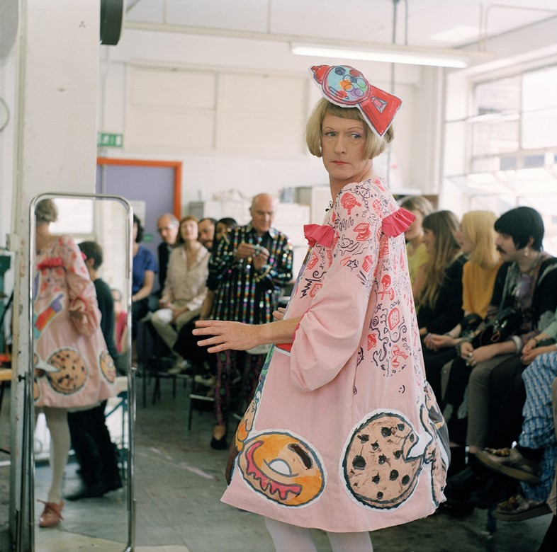 Grayson Perry artist AnOther Magazine fashion style gender