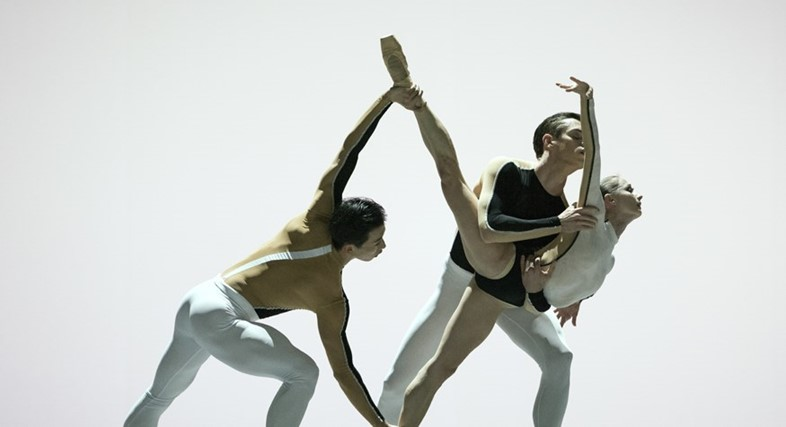 San Francisco Ballet, courtesy of Sadler's Wells Dance