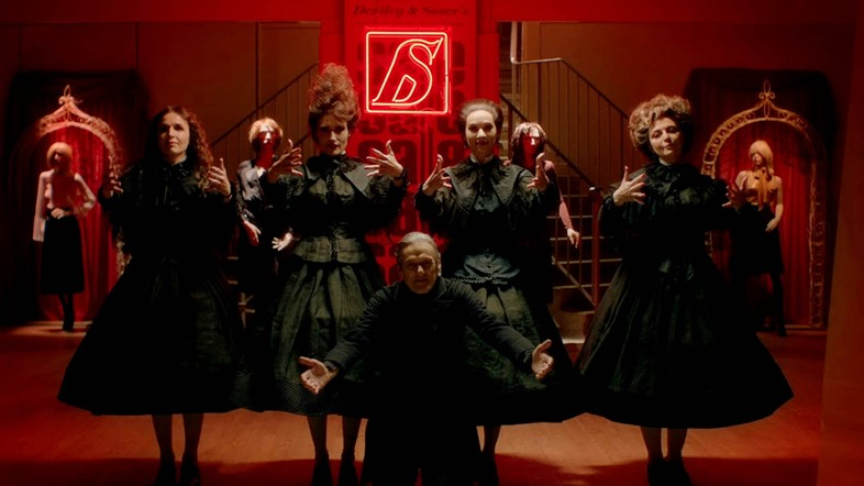 In Fabric 2018 Film Interview Peter Strickland