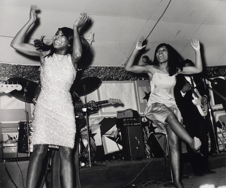 Tina Turner, Ike and Tina Revue, Ernest C. Withers