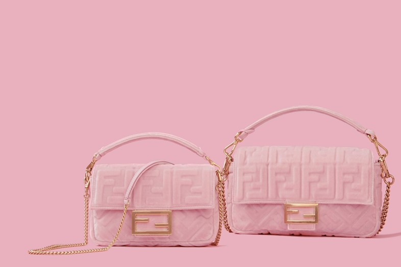 Fendi Chinese Valentine's Day 2019 Capsule Baguette