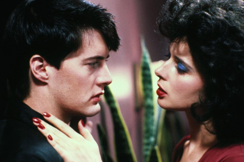 Blue Velvet Cult Movie David Lynch Netflix