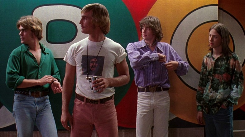 Dazed Confused Movie Matthew McConaughey Netflix