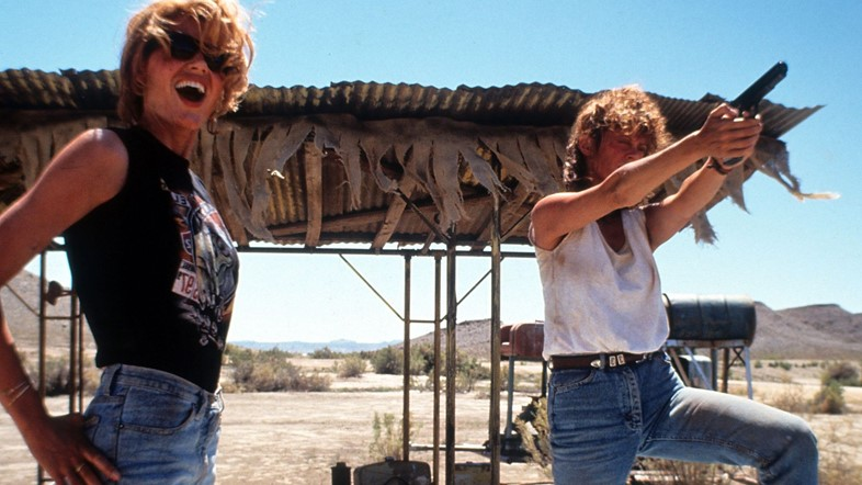 Thelma Louise Cult Movie Netflix