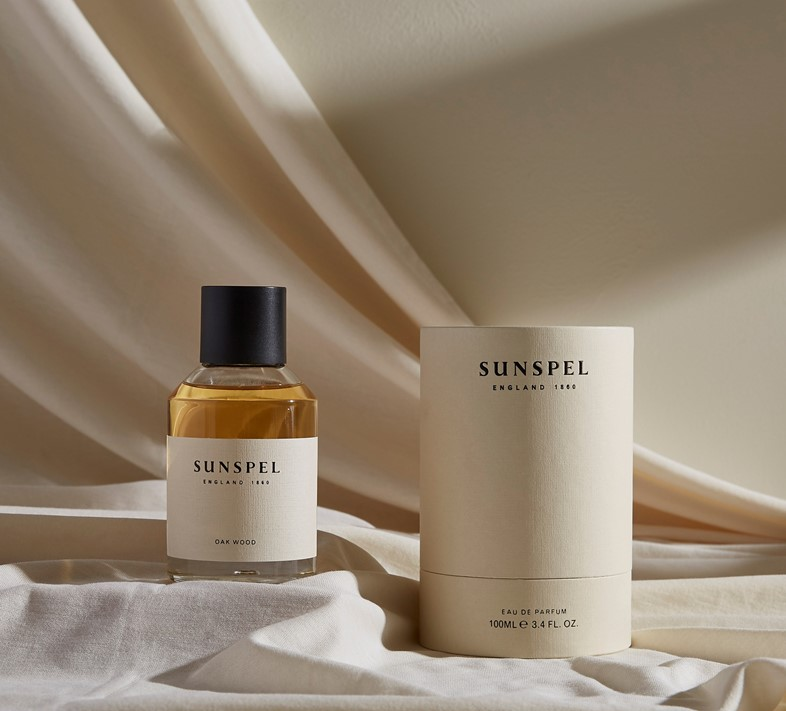 Sunspel Oak Wood Eau de Parfum