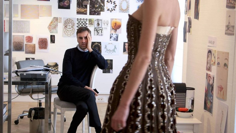 fashion documentary film movie Dior and I (2014)