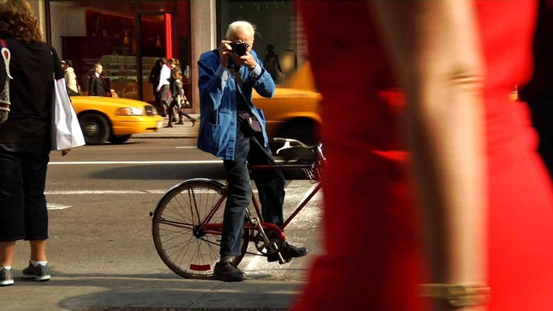 fashion documentary film movie Bill Cunningham New York (201