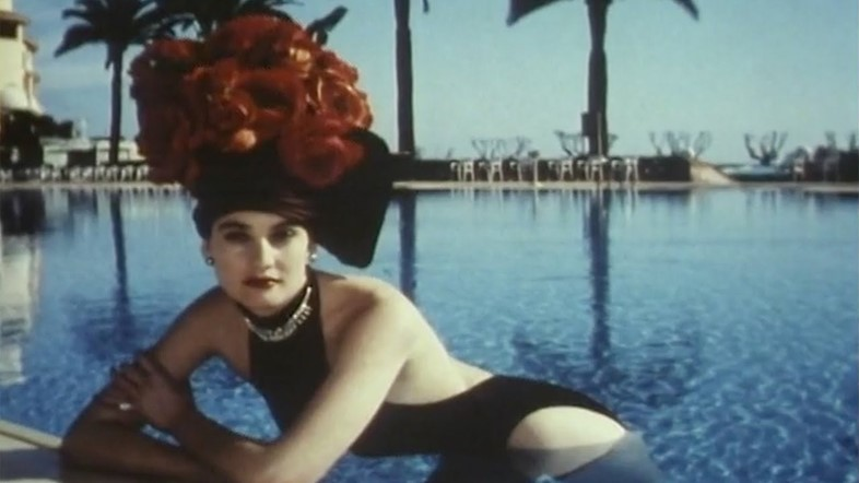 fashion documentary film movie Helmut Newton: Frames from th
