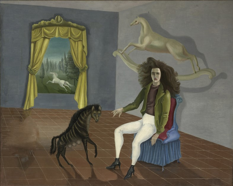 Schirn_Presse_Leonora_Carrington_Self_Portrait_193