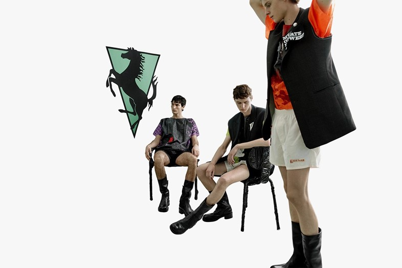 Raf Simons Spring/Summer 2020 Willy Vanderperre Campaign