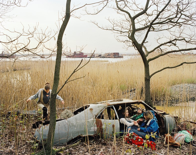 Justine Kurland Girl Pictures Aperture interview