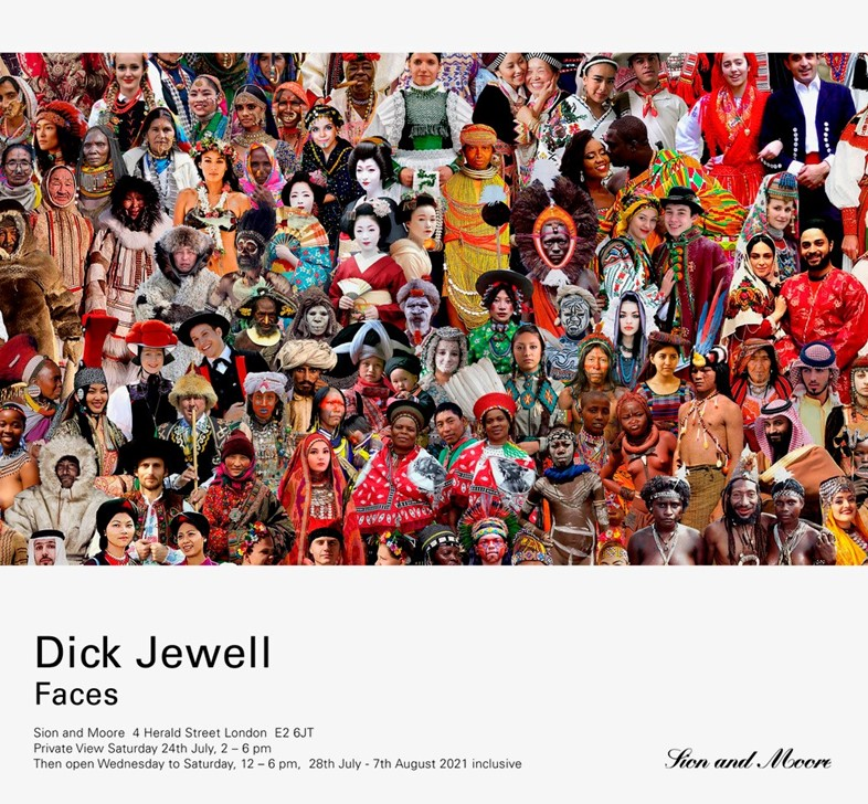 Dick Jewell Sion Moore Faces