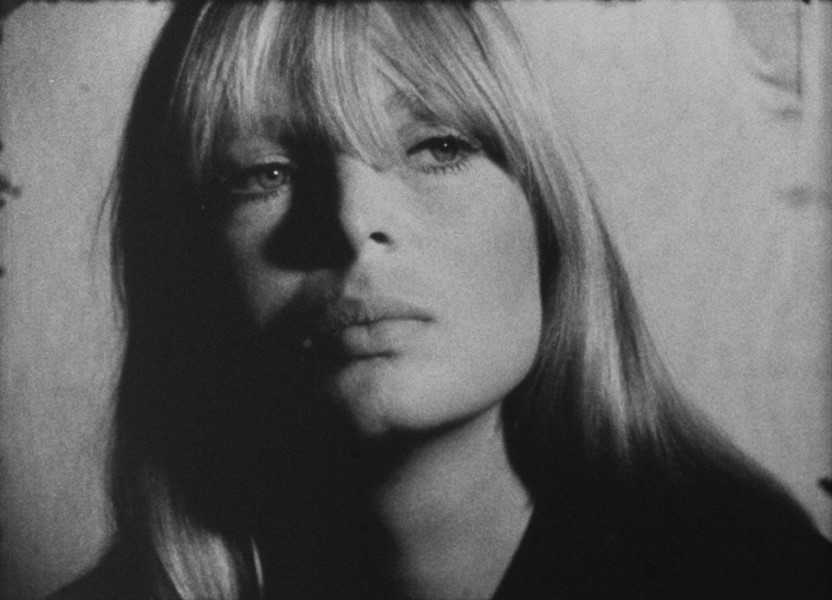 Andy Warhol (American, 1928–1987) Screen Test: Nico 1966