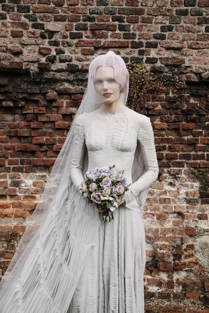 Katie Shillingford\'s Wedding Dress   AnOther