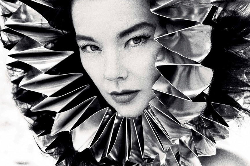 From the Archive: Exclusive Portraits of Björk by the Sea in Long Island