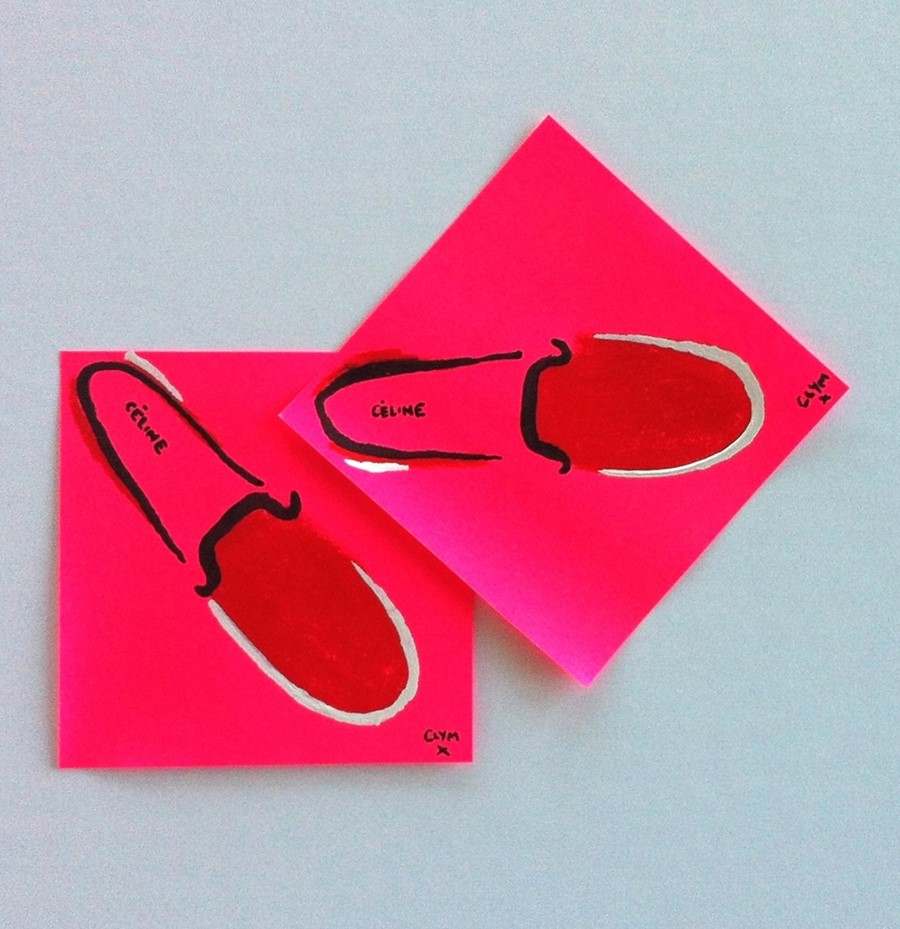 Céline Post-its