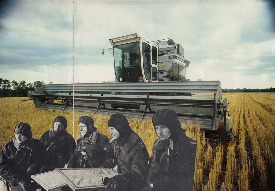 Joe Webb, Harvest
