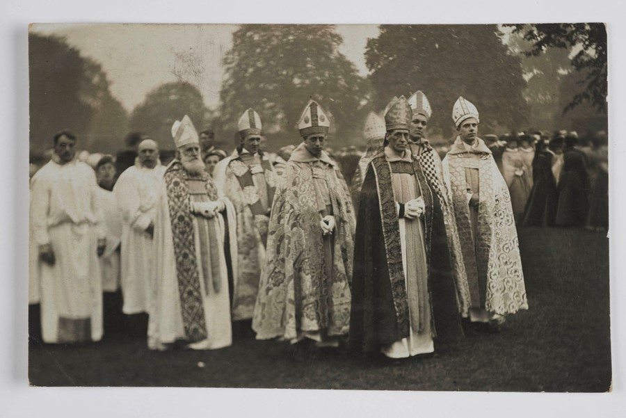 22. Procession of Archbishops