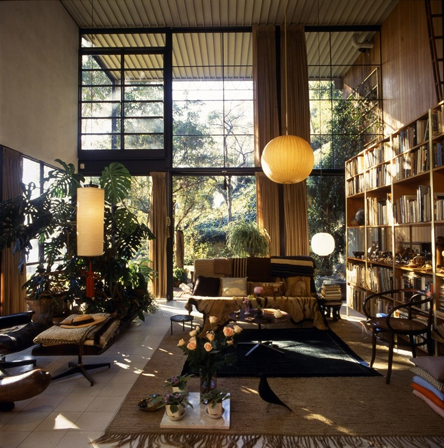 6. The World of Charles and Ray Eames. Eames House