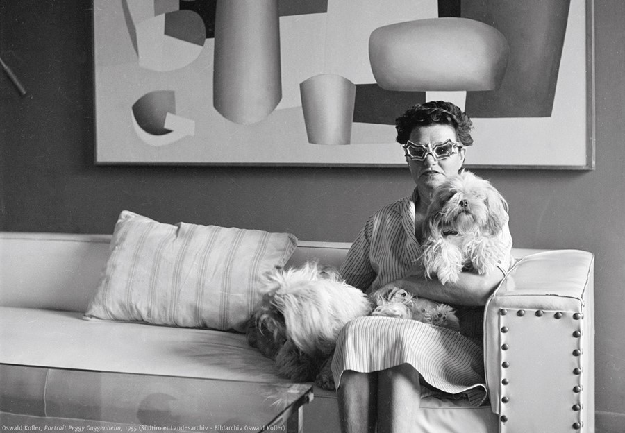 Art Addict: The Insatiable Appetite of Peggy Guggenheim | AnOther
