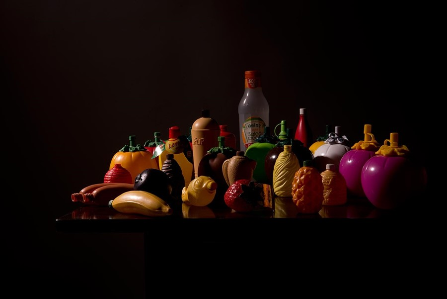 Plastic--Vanitas_Still-Life-with-Ketchup-Bottle-an