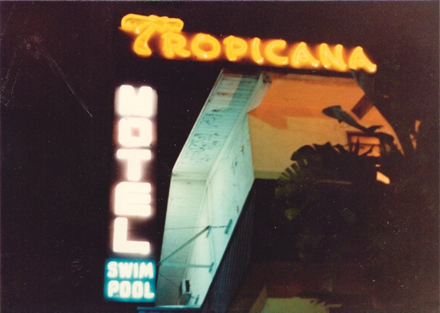 The Tropicana Motel