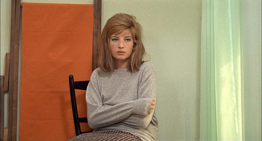 Monica Vitti's Case for Kitten Heels and Colour-Blocking | AnOther