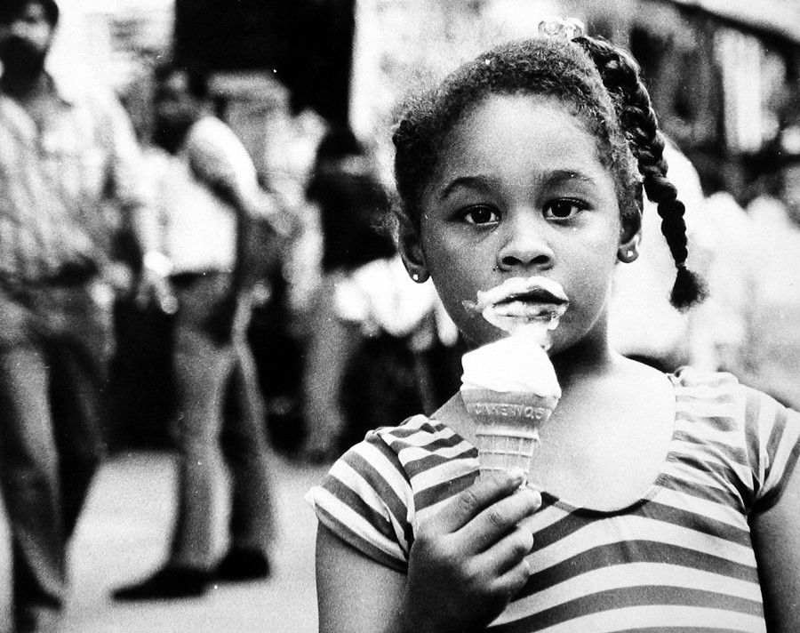 m_Croner_Untitled (young girl with ice cream cone)