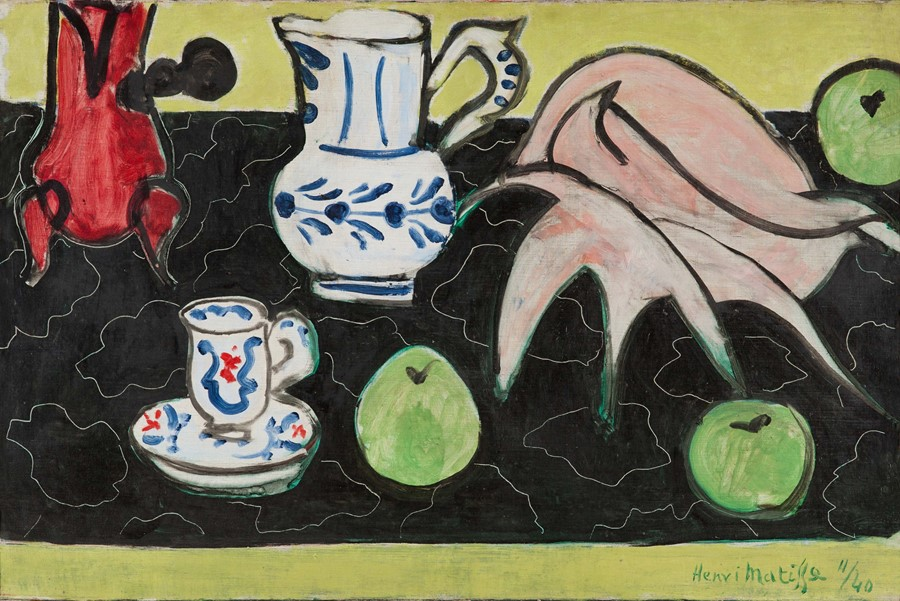 How Matisse's Most Treasured Possessions Inspired His Art
