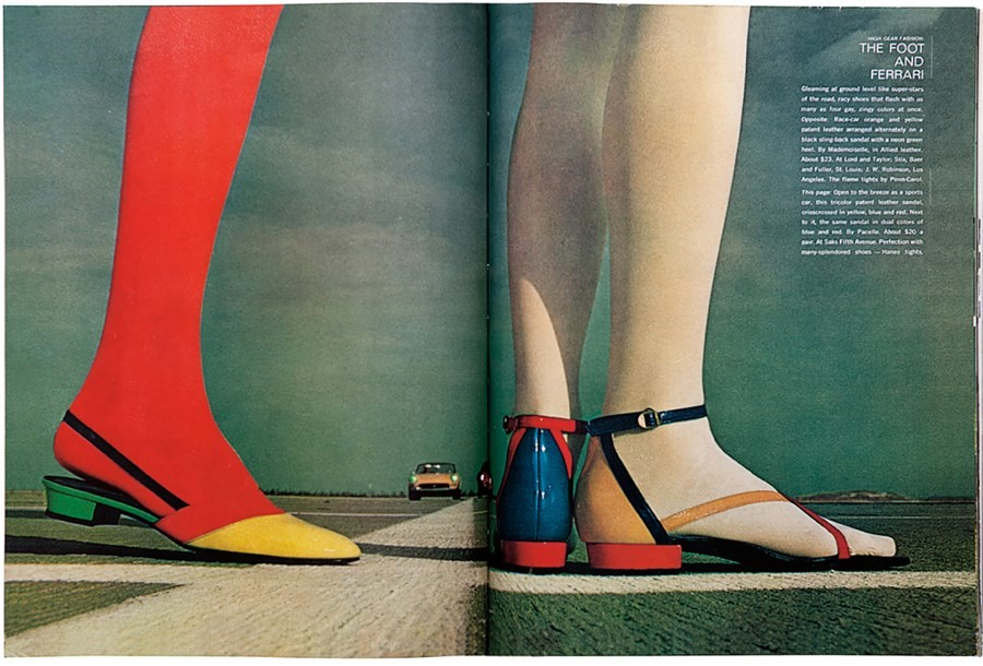 4. Bazaar Mar 67 The Foot and the Ferrari_web_900p