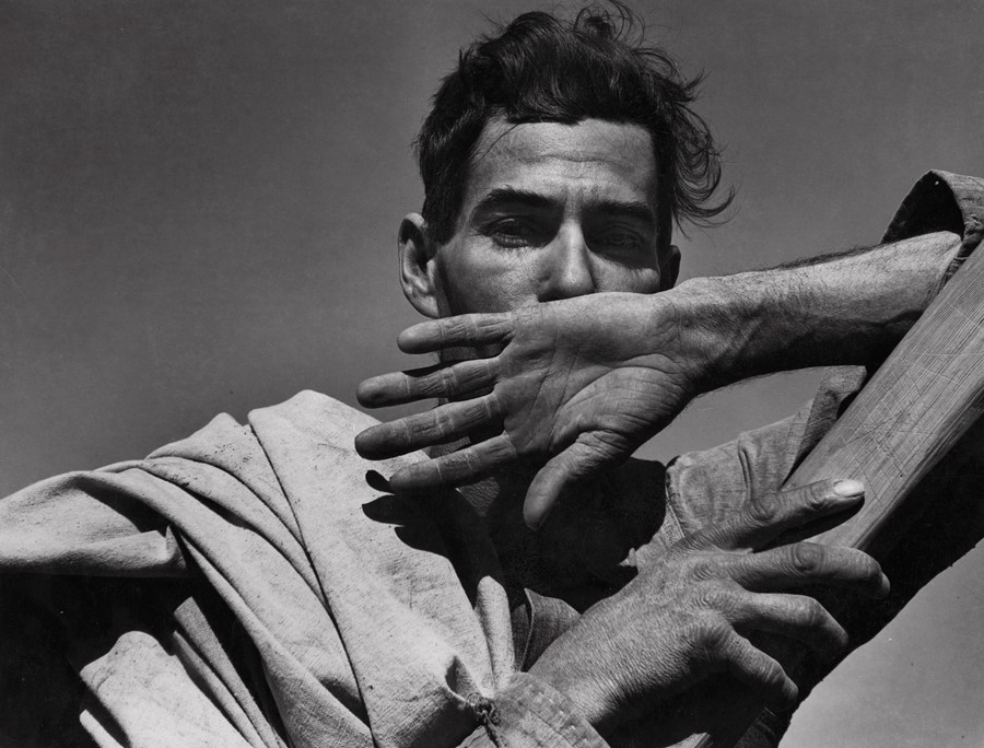 3. Dorothea Lange, Migratory Cotton Picker, Eloy,