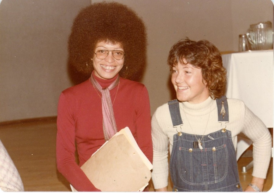 5 Angela Davis, c. 1975-79 from 'Bettie's FemmeFol