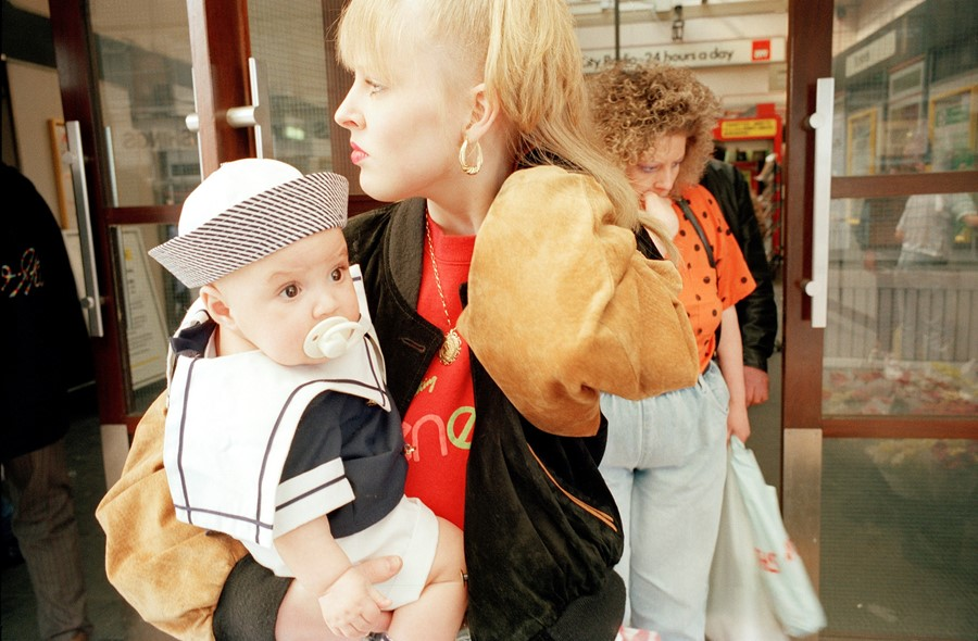 At the Women's Market: Documenting Liverpool in the 1980s and 90s