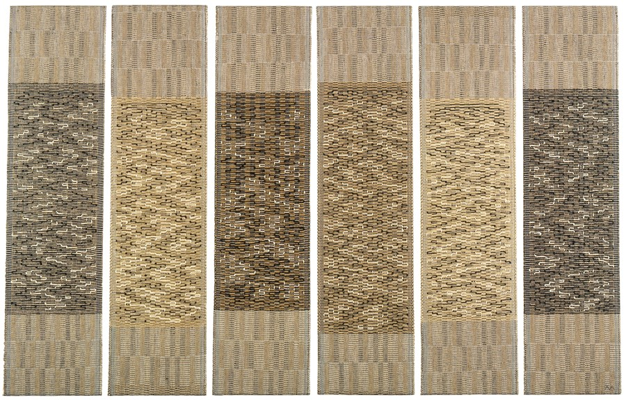 047_Anni-Albers,-Six-Prayers,-1966-67
