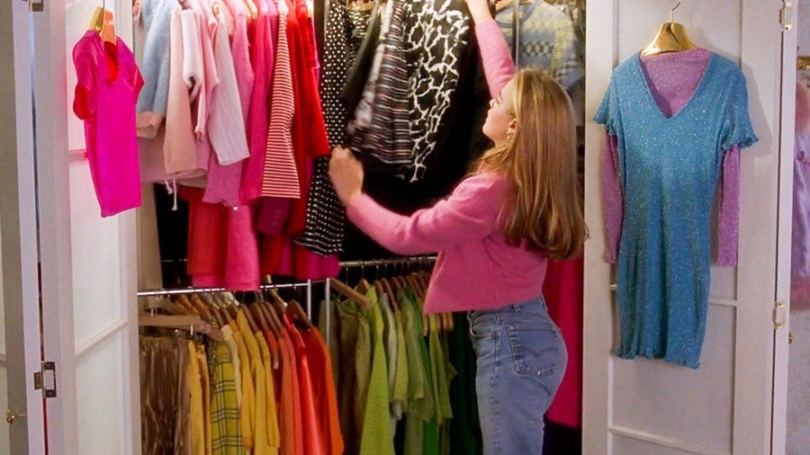Cher Horowitz's wardrobe in Clueless (1995)