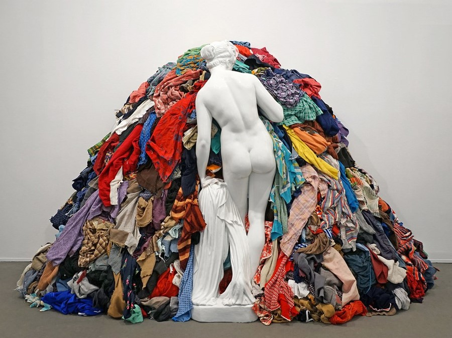 New Venus of the Rags, Michelangelo Pistoletto, 1967