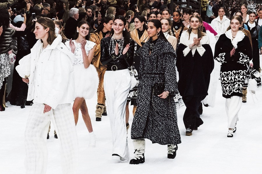 The Best Shows Of Paris Fashion Week A W19 Another