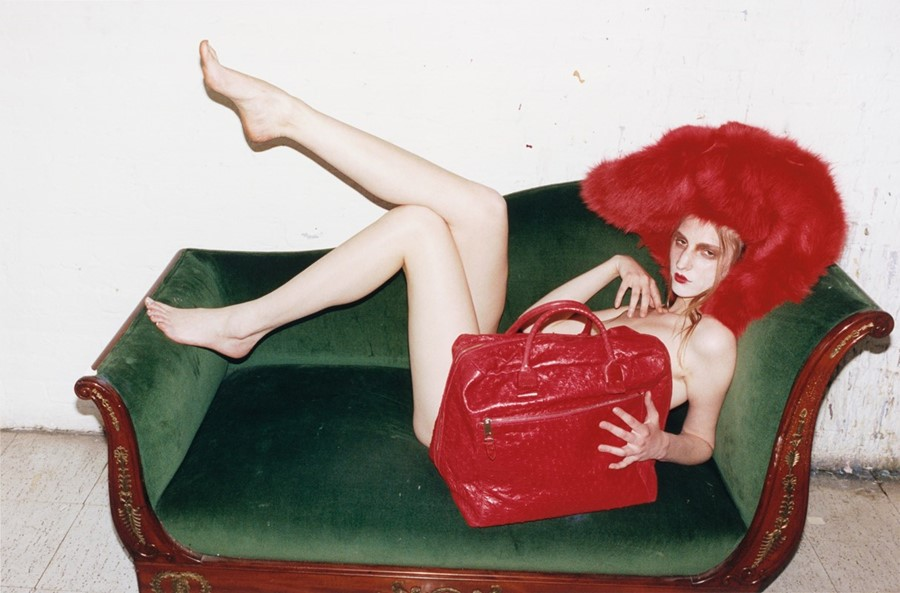 Juergen Teller HANDBAGS fashion photography exhibition
