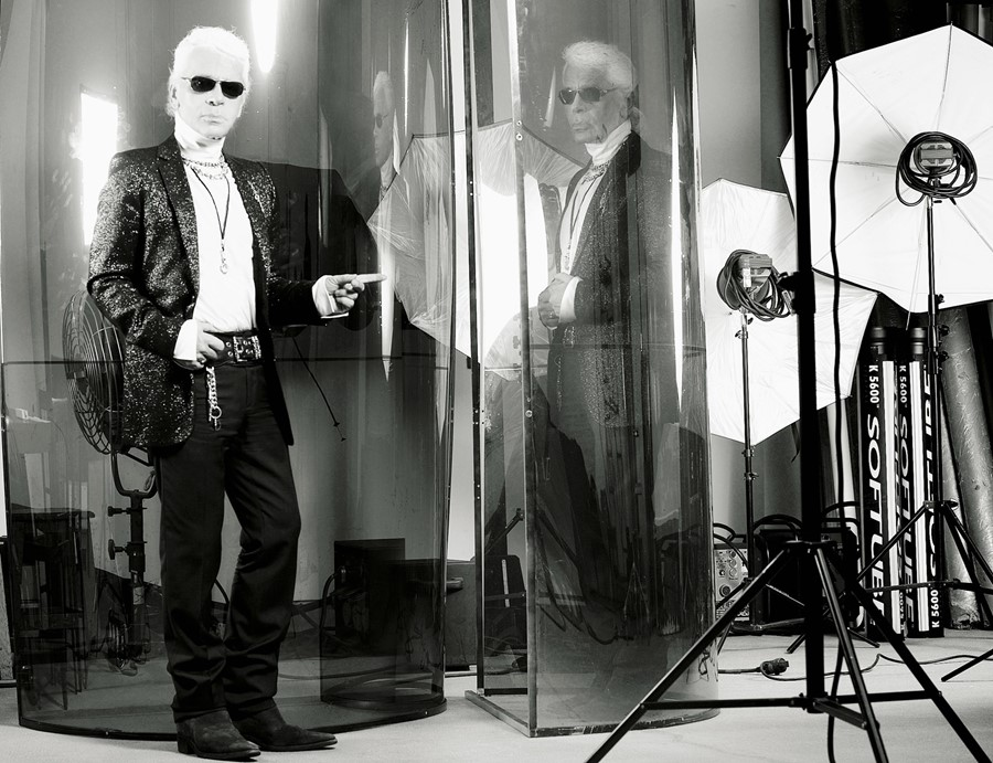 Ten Immortal Quotes From Karl Lagerfeld